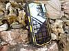 Противоударный смартфон HUMMER H5 желтый
