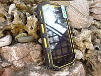 Противоударный смартфон HUMMER H5 желтый, фото 1