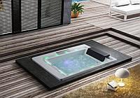 Гидромассажная ванна Golston G-U3601 встраиваемая, 1900х1550х720 мм