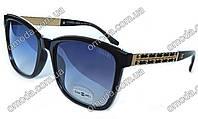 Солнцезащитные очки черного цвета chanel