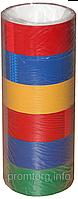 Скотч упаковочный цветной А-50 (ассорти)