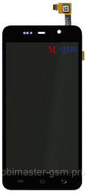 Дисплейный модуль THL W200 черный в Виннице