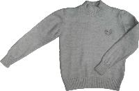 Детский свитер для мальчика шерсть ангора размер 146-152