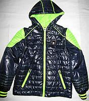 Куртка безрукавка-трансформер для мальчикар 36-42 40