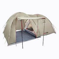Четырехместная туристическая палатка с тамбуром RedPoint Base 4, фото 1