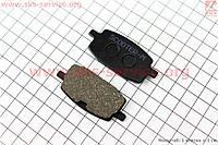 Тормозные колодки передние дисковые Yamaha JOG2/ Axis / Viper WIND