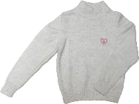 Свитер для девочки Ydi Kids шерсть размер 116