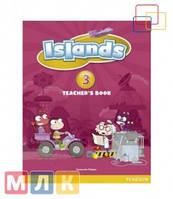 Islands 3 Teacher`s book + test, книга для учителя 4901990000