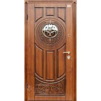 Двери входные АБВЕР Luck  Престиж 1 улица без стеклопакета