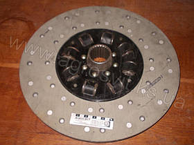 Диск сцепления Т-150 (двигатель ЯМЗ), кат. № 172.21.024 (181.1601130-81)