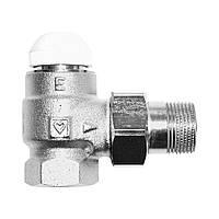 Термостатический клапан угловой HERZ TS-E DN 20