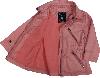 Демисезонная куртка ветровка для девочки ТМ Verscon розовая размер 92 98 104 110 116, фото 2