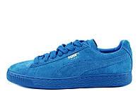 Мужские кроссовки Puma Suede Classic Mono Sea Blue