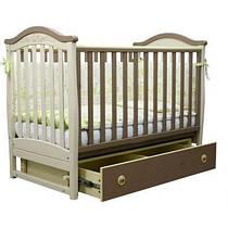 Кроватка детская Верес Соня ЛД-3 капучино