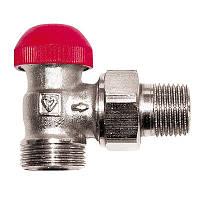 Термостатический клапан угловой HERZ TS-90-V G 3/4