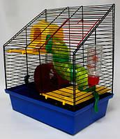 Клетка для декоративных грызунов 335х225х385