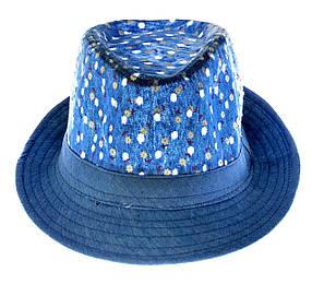 """Шляпа """"Челентанка"""" 64"""