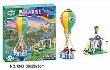 Koнcтpуктop Bela Paradise 1243, 275 дет.