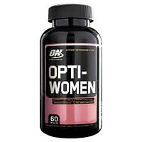 Витамины и Минералы - Opti-Women - Optimum Nutrition - 60 капс