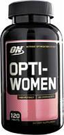 Витамины и Минералы - Opti-Women - Optimum Nutrition - 120 капс