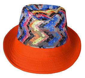 """Шляпа """"Челентанка"""" 72"""