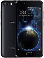 "Doogee Shoot 2 black 1/8 Gb, 5"", MT6580A, 3G"