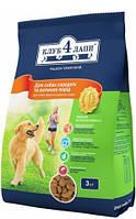 Сухой корм для средних и крупных пород собак 3 кг