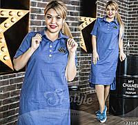 Платье в стиле smart casual, что дает возможность быть частью как нарядного образа, так и более повседневного.