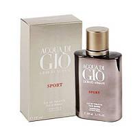 Парфмюмированная вода мужская Giorgio Armani Acqua Dio Gio Sport 100 ml
