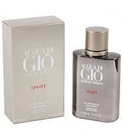 Мужская туалетная вода Giorgio Armani Acqua di Gio pour homme Sport 100 ml