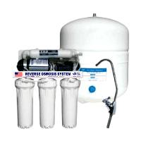 Пятиступенчатая система обратного осмоса NEREX TWRO400-PT