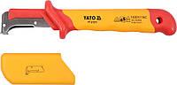 Нож для снятия изоляции диэлектрический YATO
