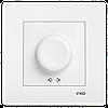 VIKO Karre Светорегулятор 1000W R  Белый (90960069)