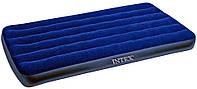 Односпальный надувной матрас Intex 68757