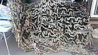 Сеть маскировочная 3*6 плетёная жар