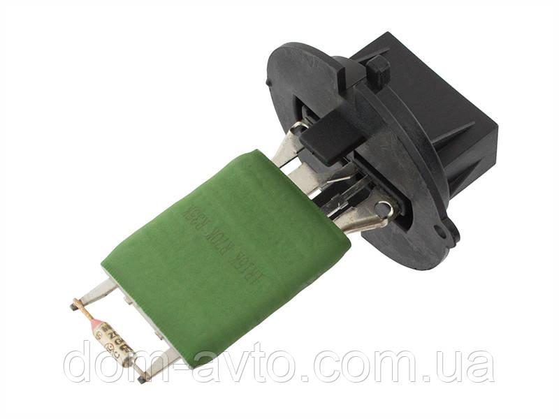 Реостат печі резистор Peugeot 206 307