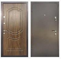 Двери входные МДФ/метал модель 001