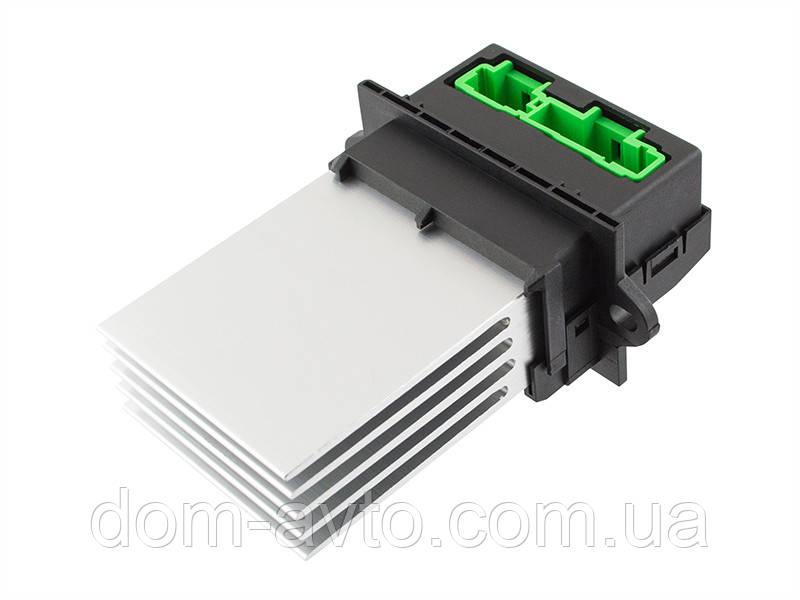Реостат печки резистор 6441L2 Peugeot 1007 207 406 607