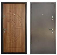 Двери входные МДФ/метал модель 008