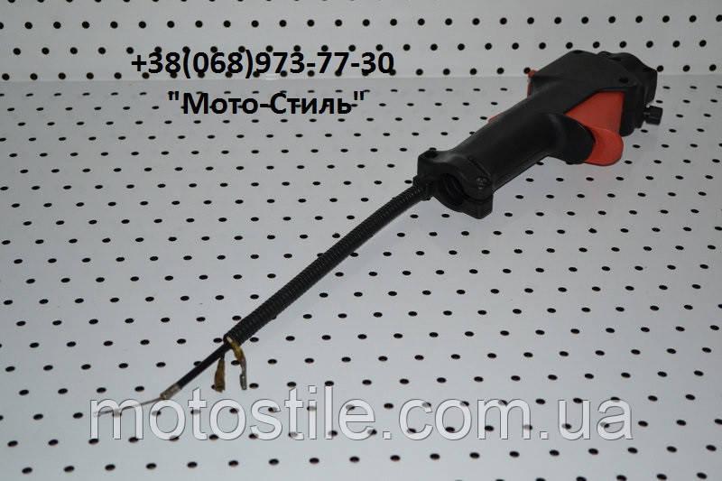 Ручка газа для мотокосы Zomax 260 A