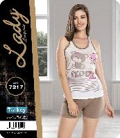 Одежда Lady Lingerie майка и шорты 7217 L