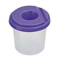 Стакан непроливайка, Zibi фиолетовый (ZB.6900-07)