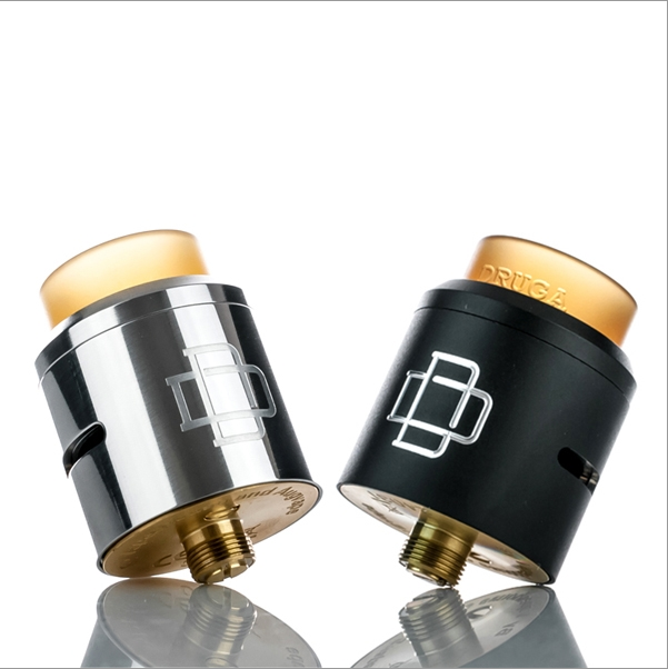 Augvape Druga RDA - Обслуживаемый атомайзер для электронной сигареты. Оригинал