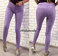 Женские брюки трикотаж