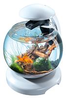 Tetra аквариум Cascade Globe белый 6.8 л
