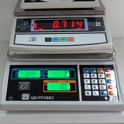 Счетные весы ВТЕ-Т3С2 15кг (280*230мм)