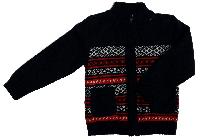 Свитер для мальчика на молнии осень-зима шерсть размер 92-98,104-110