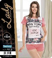 Одежда Lady Lingerie футболка и шорты 7231 L
