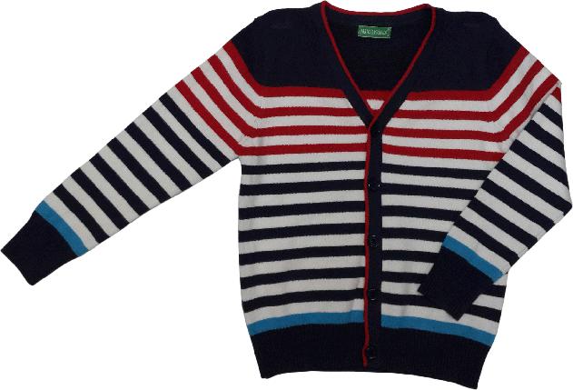 Кофта детская на мальчика на пуговицах размеры 110-116, фото 2