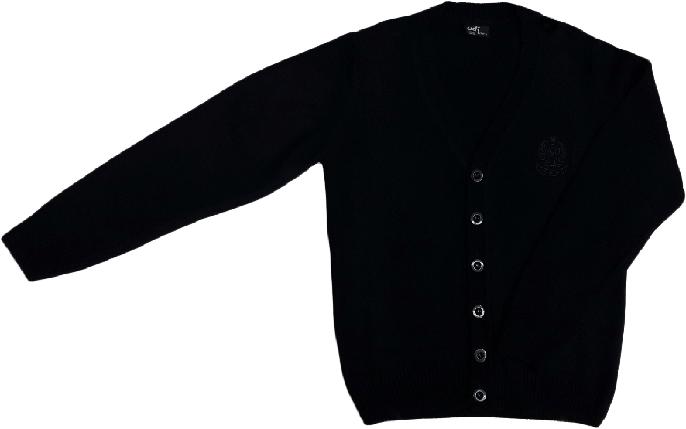 Кофта для мальчика чёрная на пуговицах размер 176, фото 2
